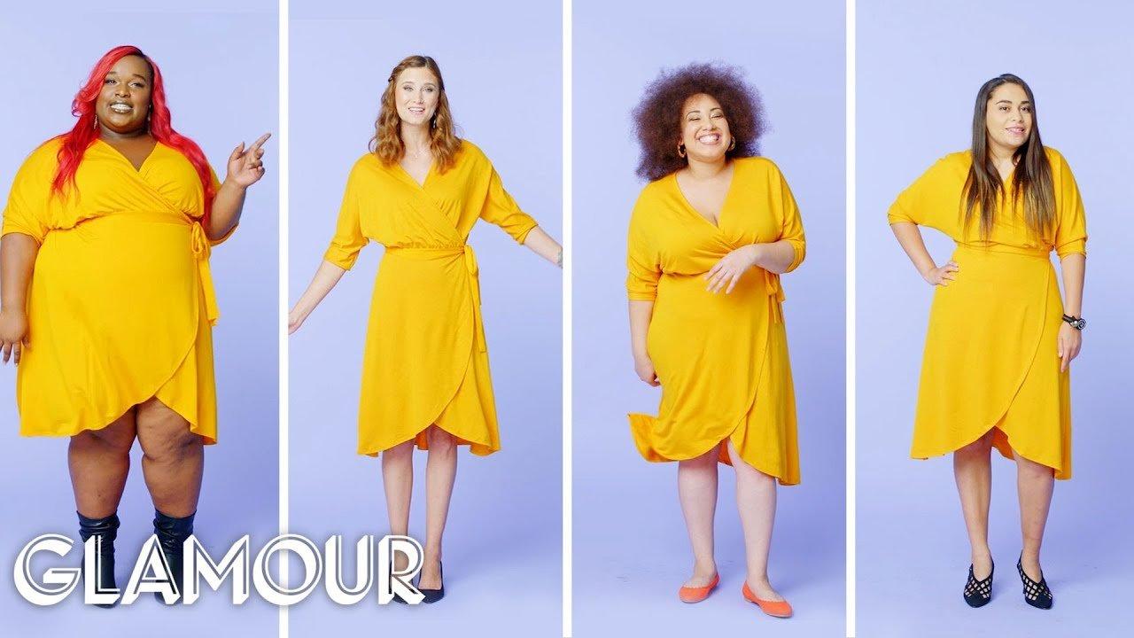 Φορώντας ρούχα σε Α γραμμή εξαφανίζοντε τα περιττά κιλά