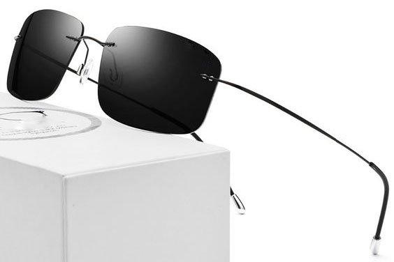 Τα must have γυαλιά ηλίου είναι σίγουρα τα γυαλιά χωρίς πλαίσιο