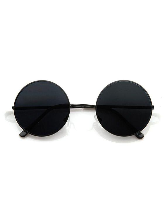 Τα στρογγυλά γυαλιά αν ταιριάζουν στο πρόσωπό σου, απογειώνουν το στυλ σου!