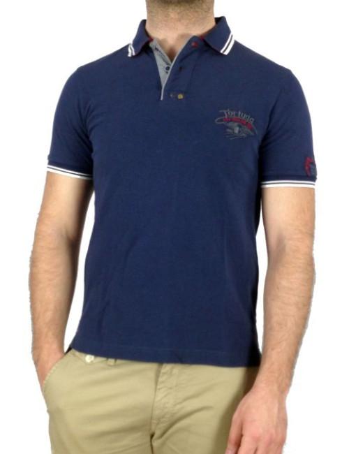 Μπλούζα Polo Tortuga Academy 35278 (Μπλε)