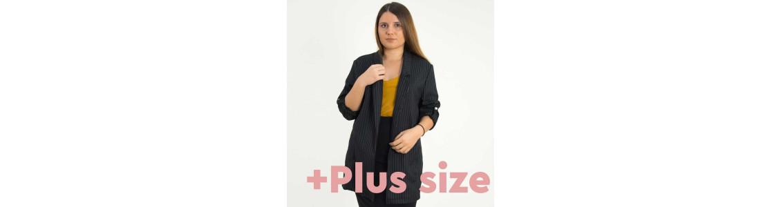Συλλογή plus size ρούχα για εύσωμες , μοντέρνα και οικονομικά
