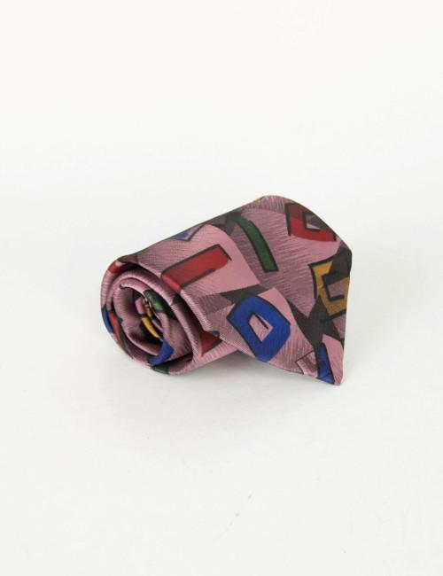 Αντρική γραβάτα μώβ 18834