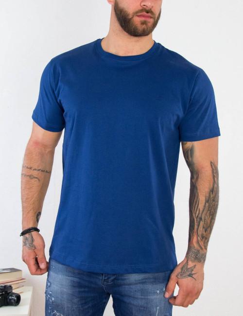 Everbest ανδρικό ρουά Plus Size Tshirt 212800R