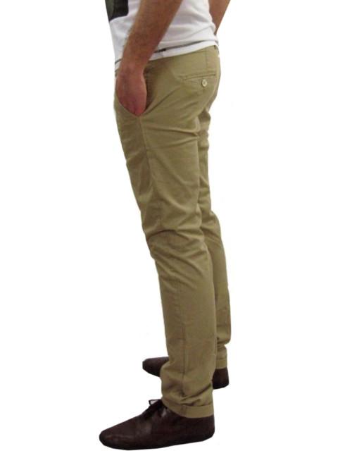 Παντελόνι Cosi 43 Vialle Clean B Μπεζ